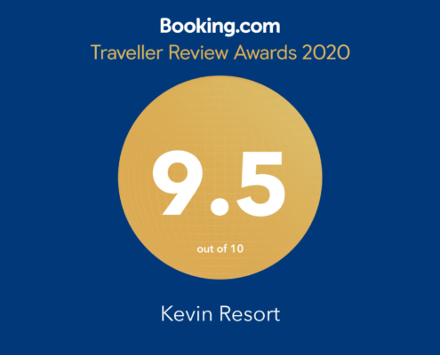 Kevin Resort Award
