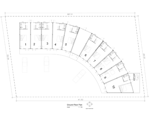 Kevin Resort Ground Plan